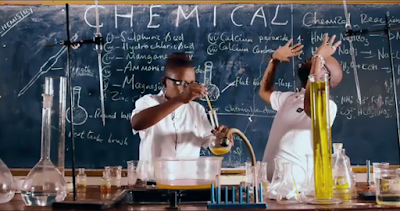 Video Chemical Ft. Mr.Blue - Mjipange