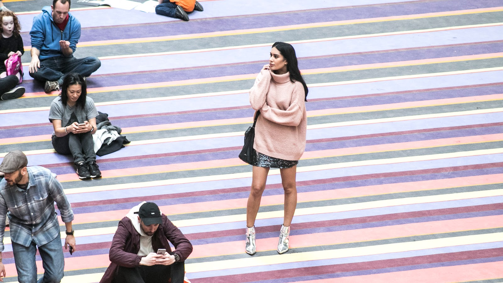 Fashion Blogger Reena Rai discusses the importance of representation