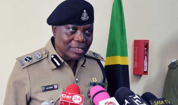 Mkuu wa Jeshi la Polisi Nchini IGP Simon Sirro Asema Njombe iko Shwari Kabisa kwa Sasa