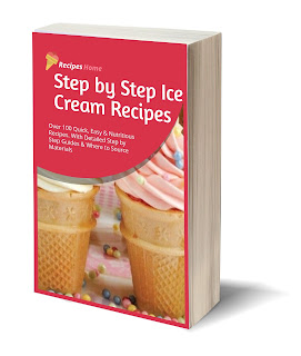 a step by step guide for making ice cream