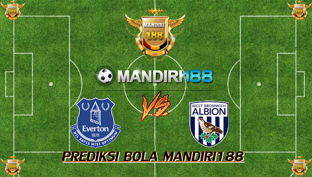 AGEN BOLA - Prediksi Everton vs W.B.A 20 Januari 2018