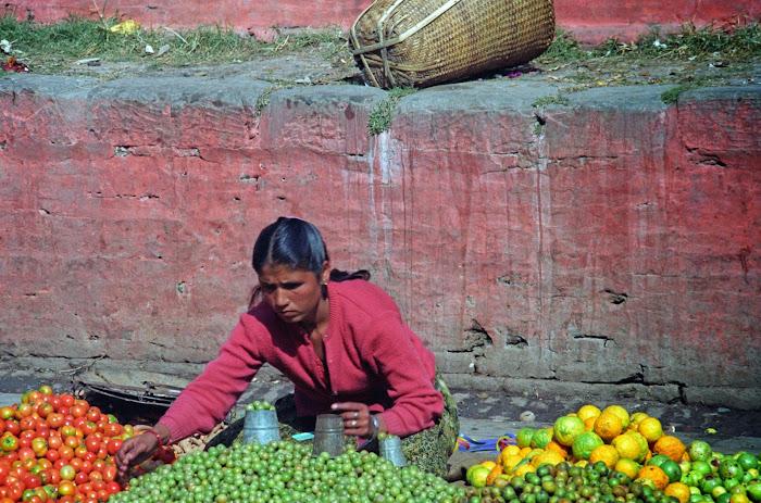 Népal, Katmandou, © L. Gigout, 1990