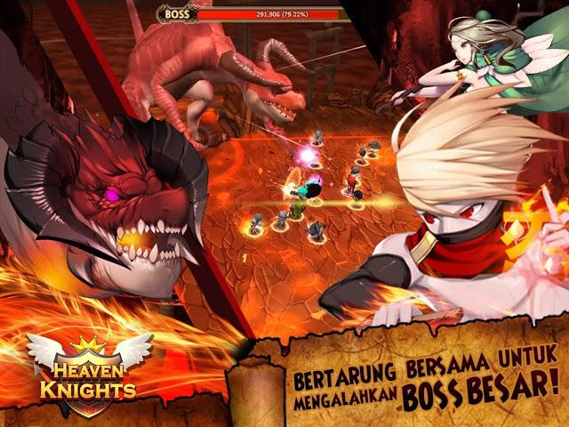 Heaven Knights Mod Apk