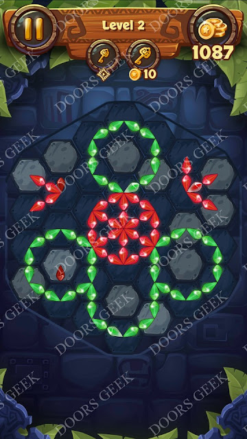 Gems & Magic [Titanium] Level 2 Solution, Walkthrough, Cheats