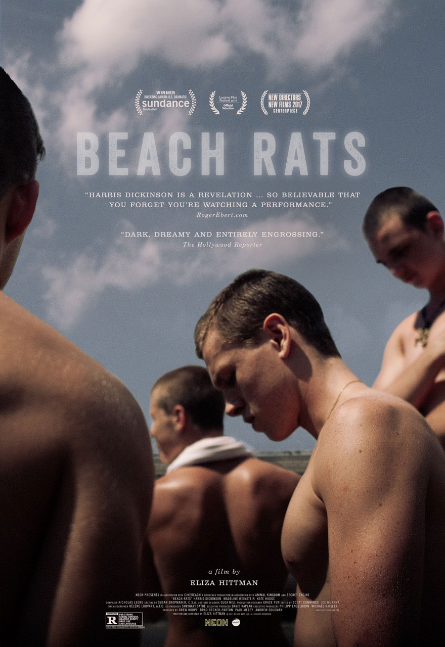 Beach Rats 2017 Legendado