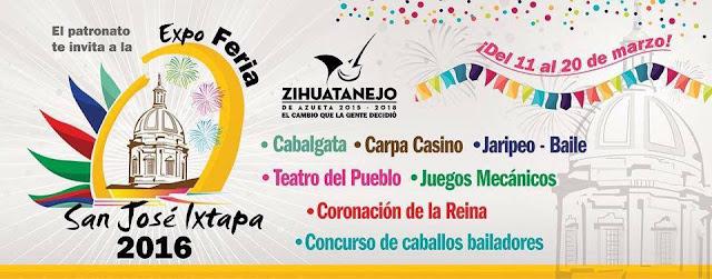 expo feria zihuatanejo 2016