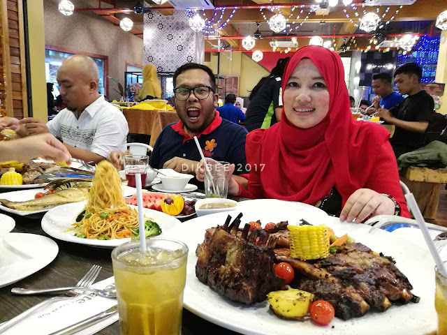 Me'nate Steak Hub : Group Steak Istimewa Ramadan 2017