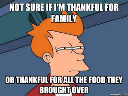 ThanksGiving Meme for facebook