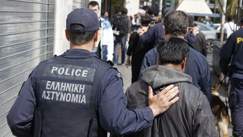 Τεράστιες διαστάσεις έχει πάρει το πρόβλημα της παράνομης μετανάστευσης στο Βόρειο Έβρο