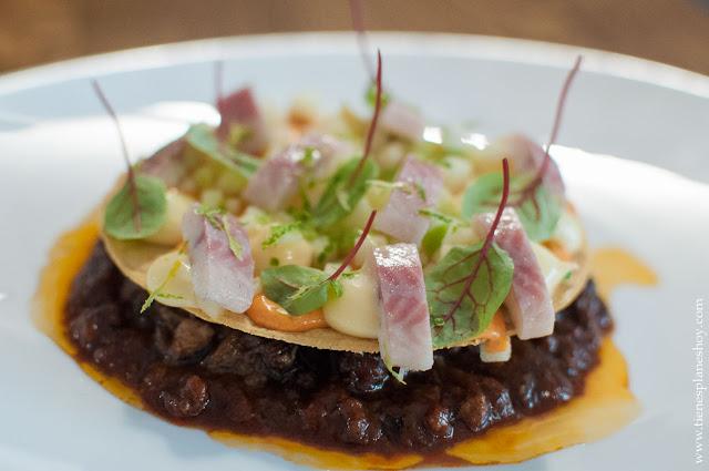 Restaurantes Madrid para disfrutar compartir raciones Chamberí