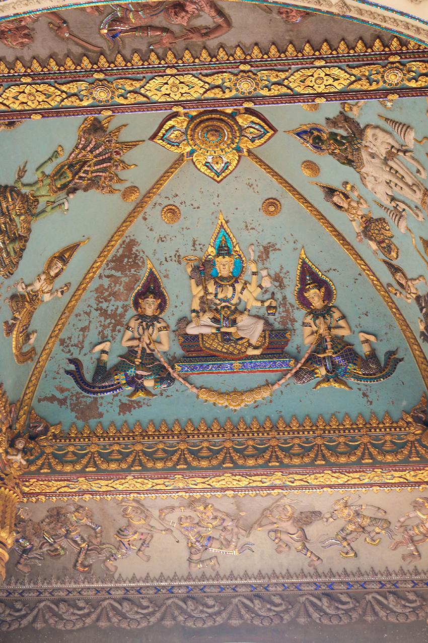 Patuxai Laos Siegestor