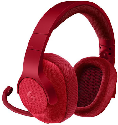 Logitech G433 rojos