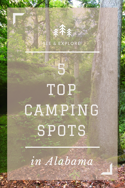 Camping Destinations in Alabama