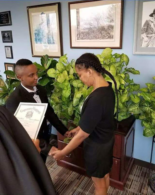 Photos: Kenyan woman weds her lesbian model partner in the US