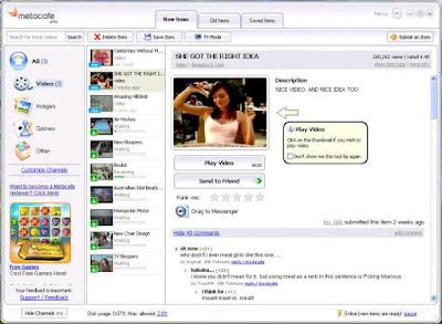 اليكم البرنامج المحتكر Metacafe عملاق التحميل من الانترنت برابط مباشر