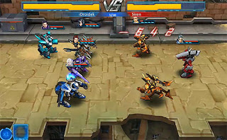 Mecha vs zerg Mod APK + Official APK