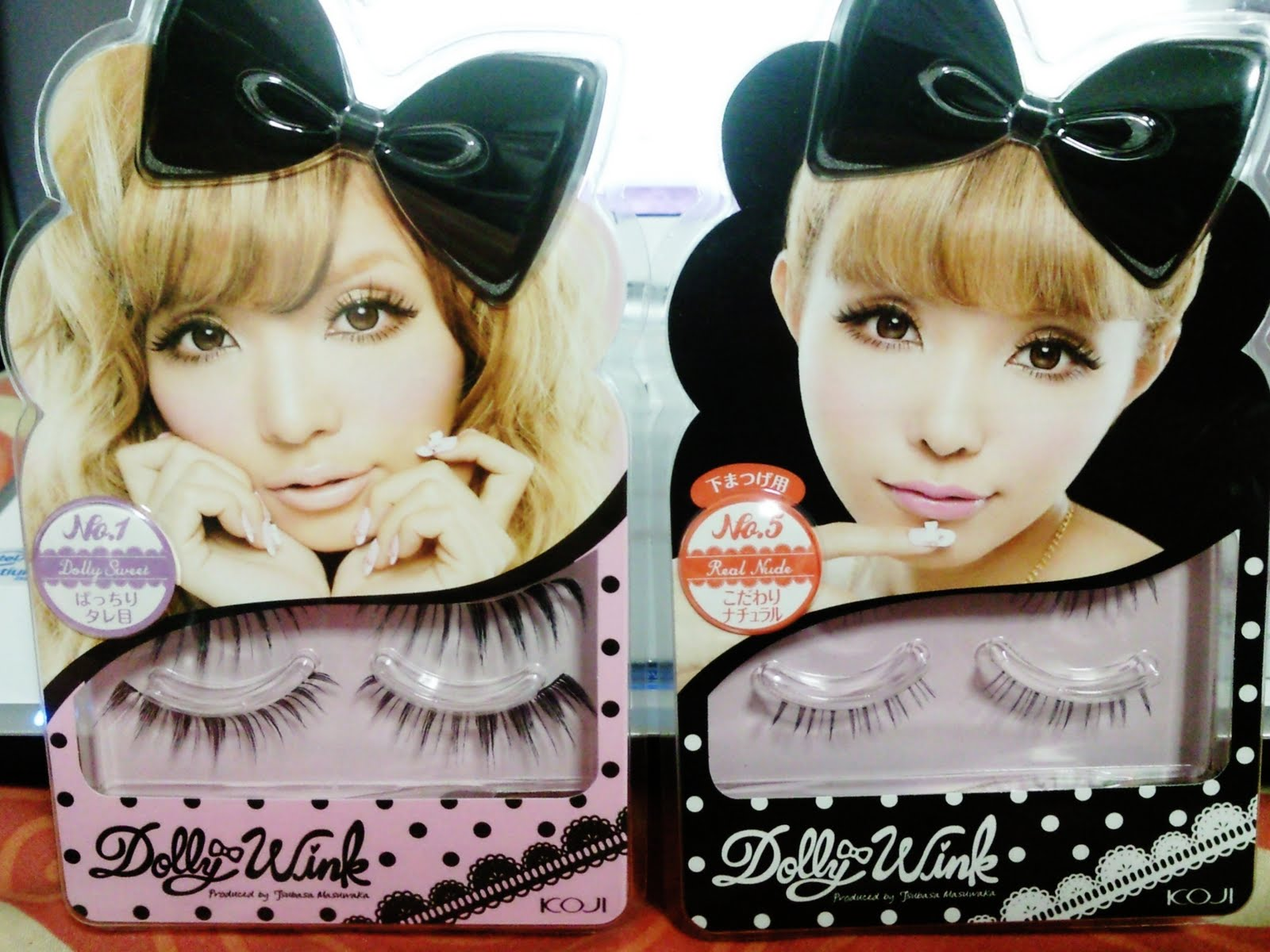 08fe7e902c8 Dolly Wink #1 - Dolly Sweet (left) was my favorite for a long time ^^ (The  one on the right is #5 Real Nude) I liked #2 Sweet Girly too, but in the  end I ...