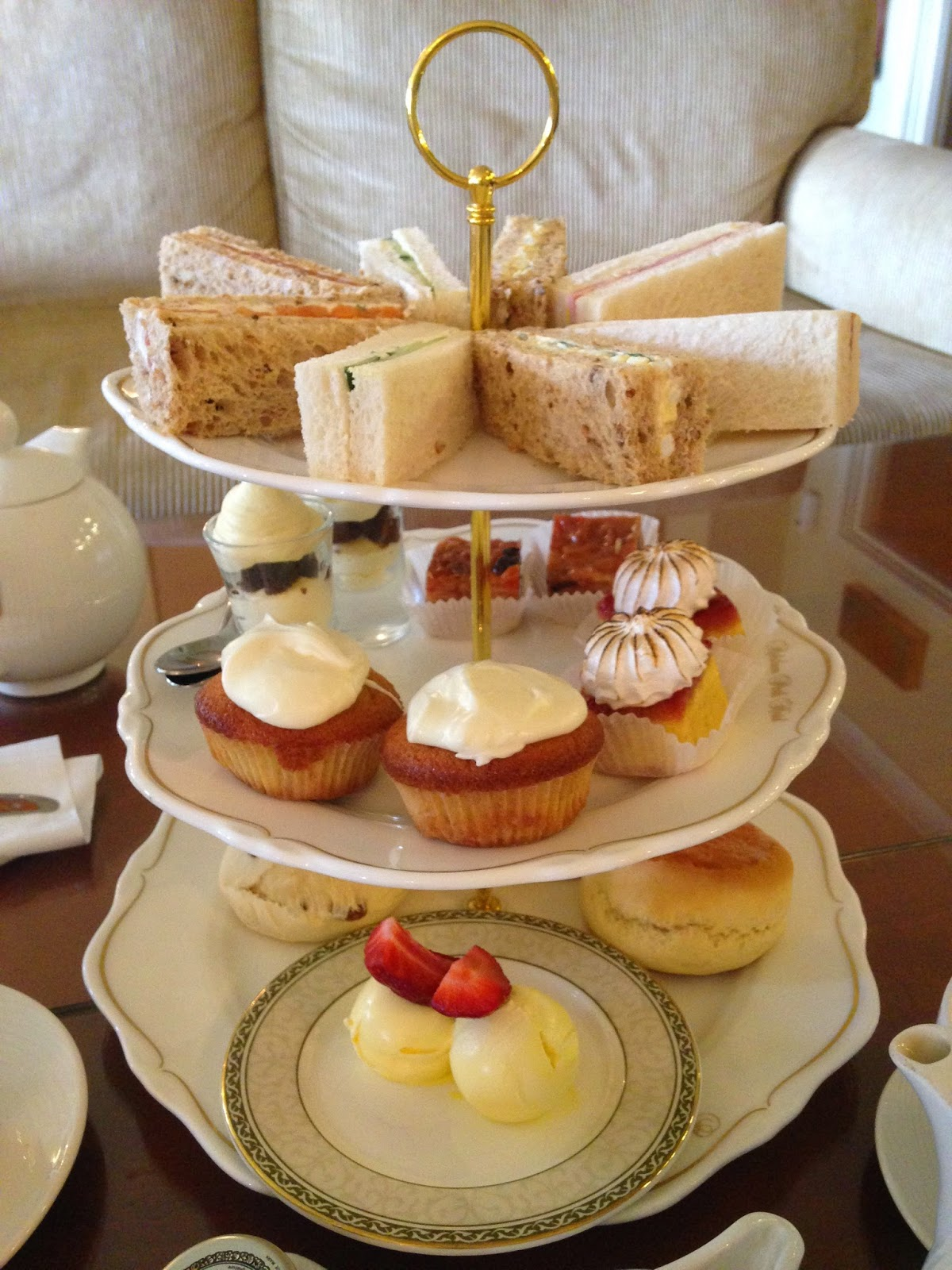 Ashdown Park Hotel Afternoon Tea Spa Day review