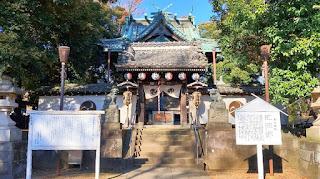 人文研究見聞録:野田愛宕神社 [千葉県]