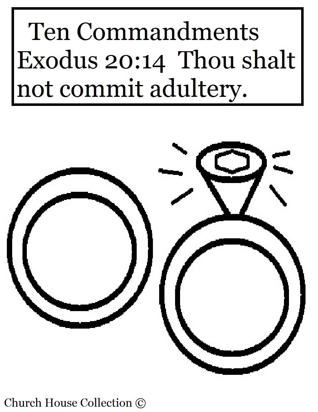 Church House Collection Blog: Thou Shalt Not Commit ...