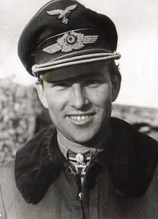 Luftwaffe ace Gerhard Barkhorn worldwartwo.filminspector.com