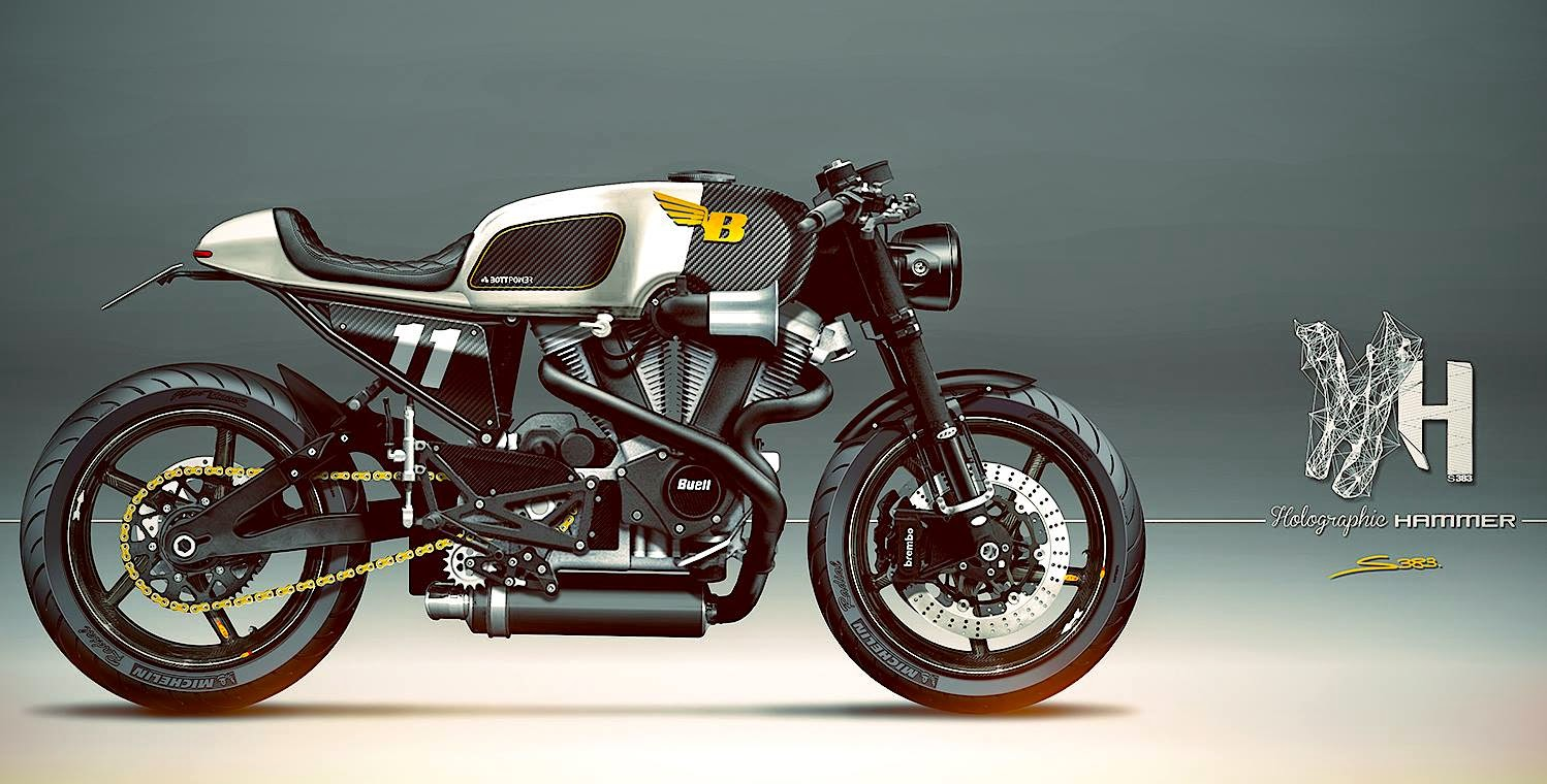racing caf caf racer concepts buell xb12s bottpower 2 by holographic hammer. Black Bedroom Furniture Sets. Home Design Ideas