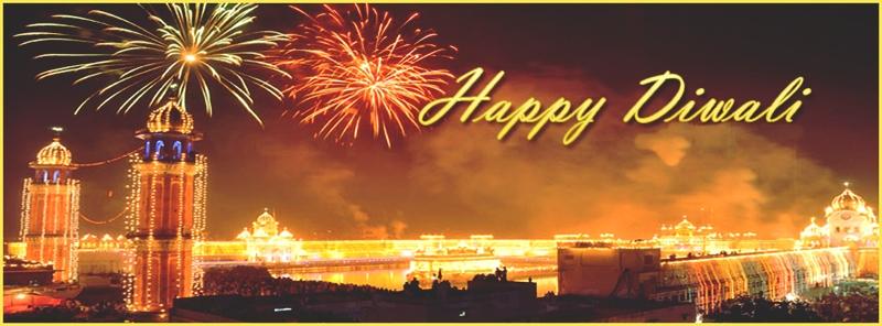 Happy Diwali 2016 Facebook Cover, Images facebook