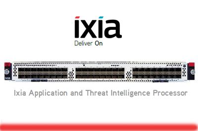 Converge! Network Digest: Ixia Advances Network Visibility