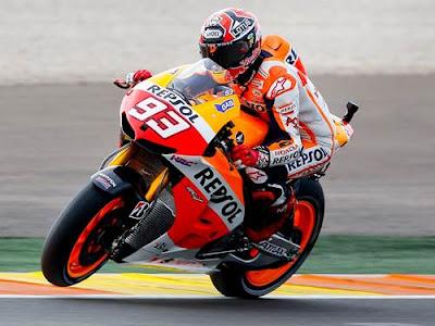 foto moto gp marquez