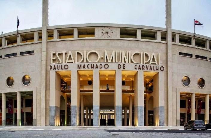 Museu do Futebol - Estádio do Pacaembu