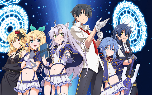 Download Anime Rokudenashi Majutsu Koushi to Akashic Records (Episode 1-12) Sub Indo