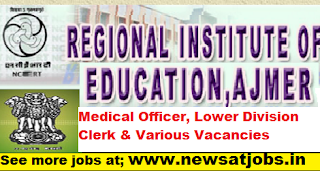 rie-Medical-Officer-Lower-Division-Clerk-recruitment