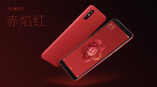 Gambar Xiaomi Mi 6x atau MI A2