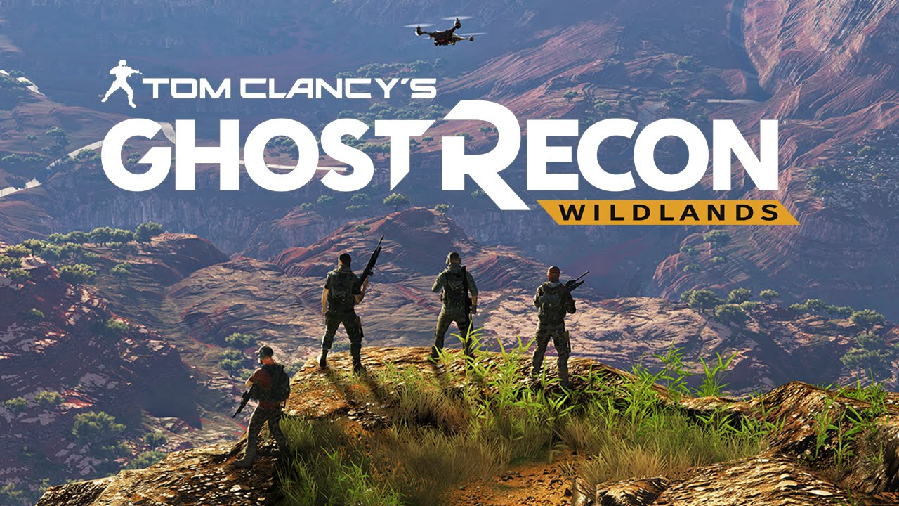 Game Ghost Recon For PC