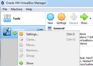 Replikasi Database PC to Virtualbox