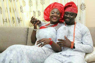 """""""I Will Pay Your Dowry Again"""" - Prince Okojie Tells Wife, Mercy Johnson"""