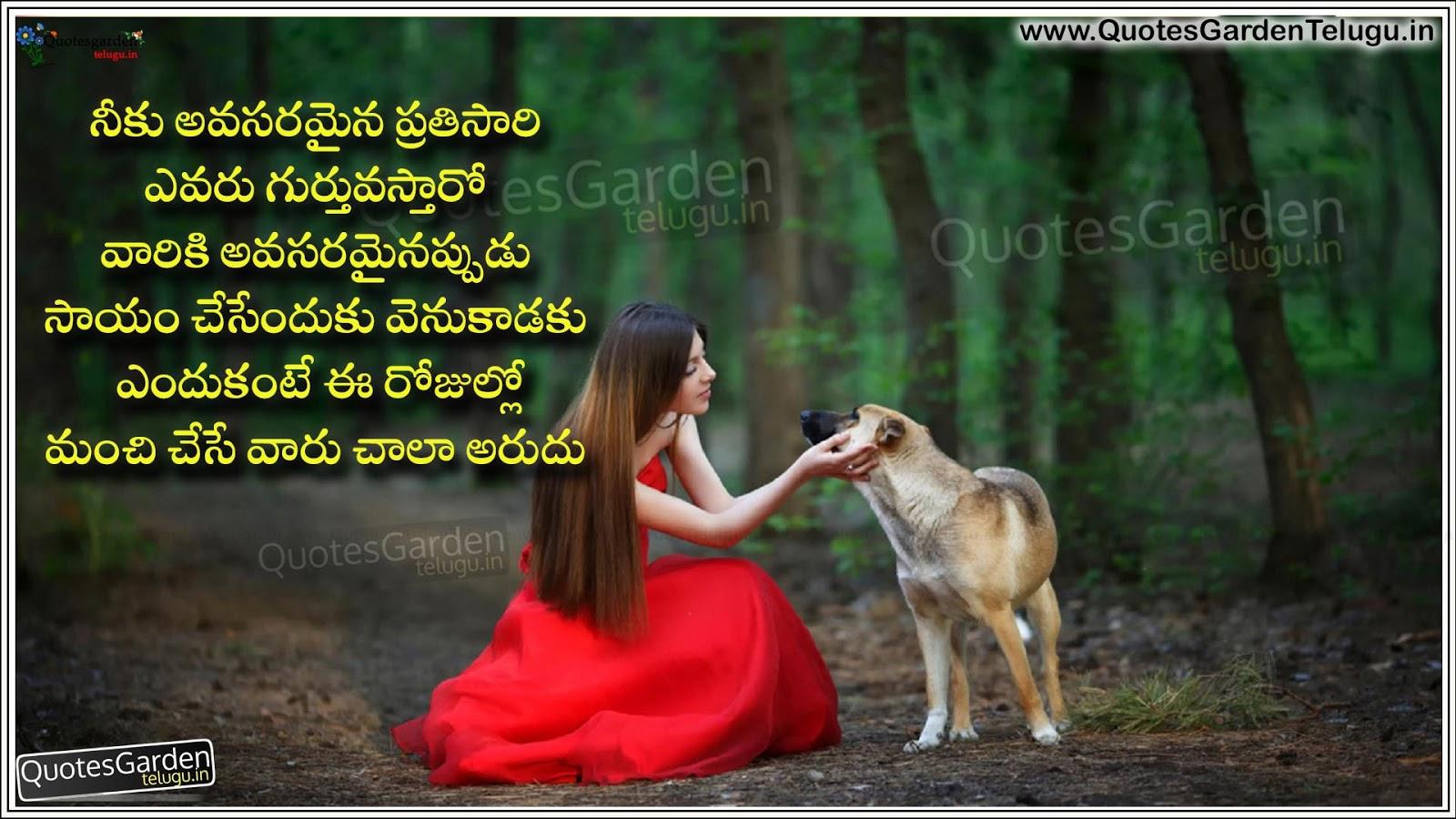 Lesson Life In Fuchar Quotes Telugu Www Picsbud Com
