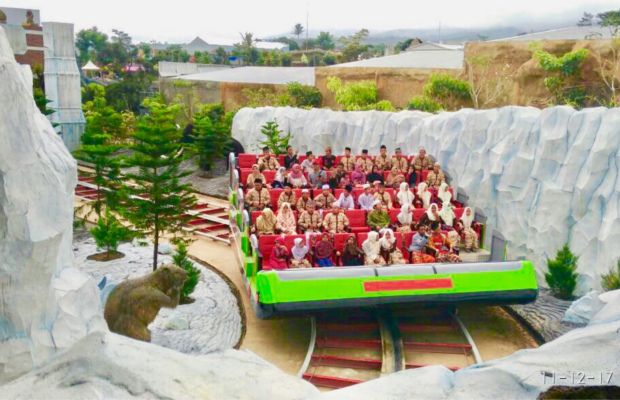 Jatim Park 3 East Java S World Of Theme Parks And Awesome Fun For