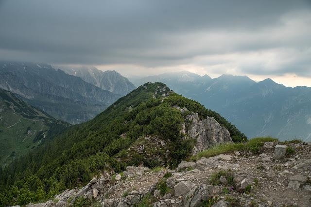 Wanderung auf die Mondspitze  Brandnertal Bürserberg  Wanderparkplatz Tschengla  Alpe Rona  Alpe Furkla 01
