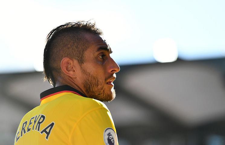 """Pereyra: """"Juventus me je otjerao"""""""