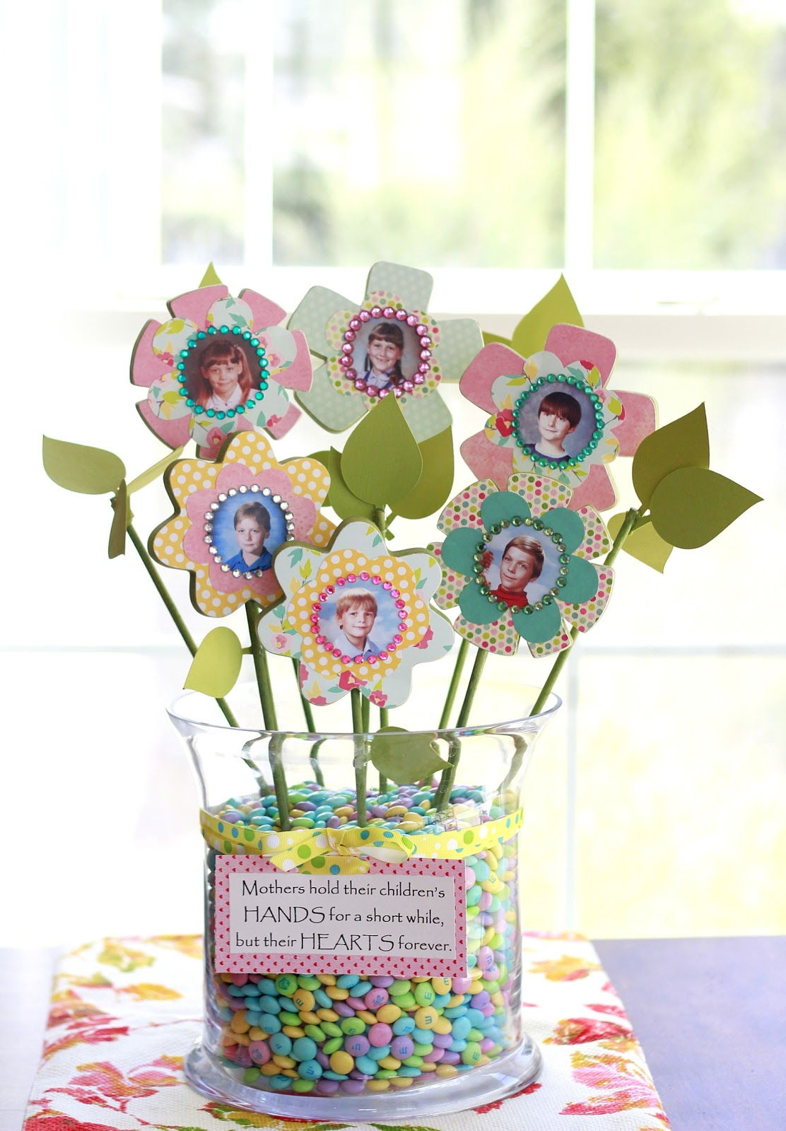 Crafty Sisters Wyltc Mother S Day Craft