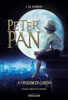 Resenha: Peter pan a origem