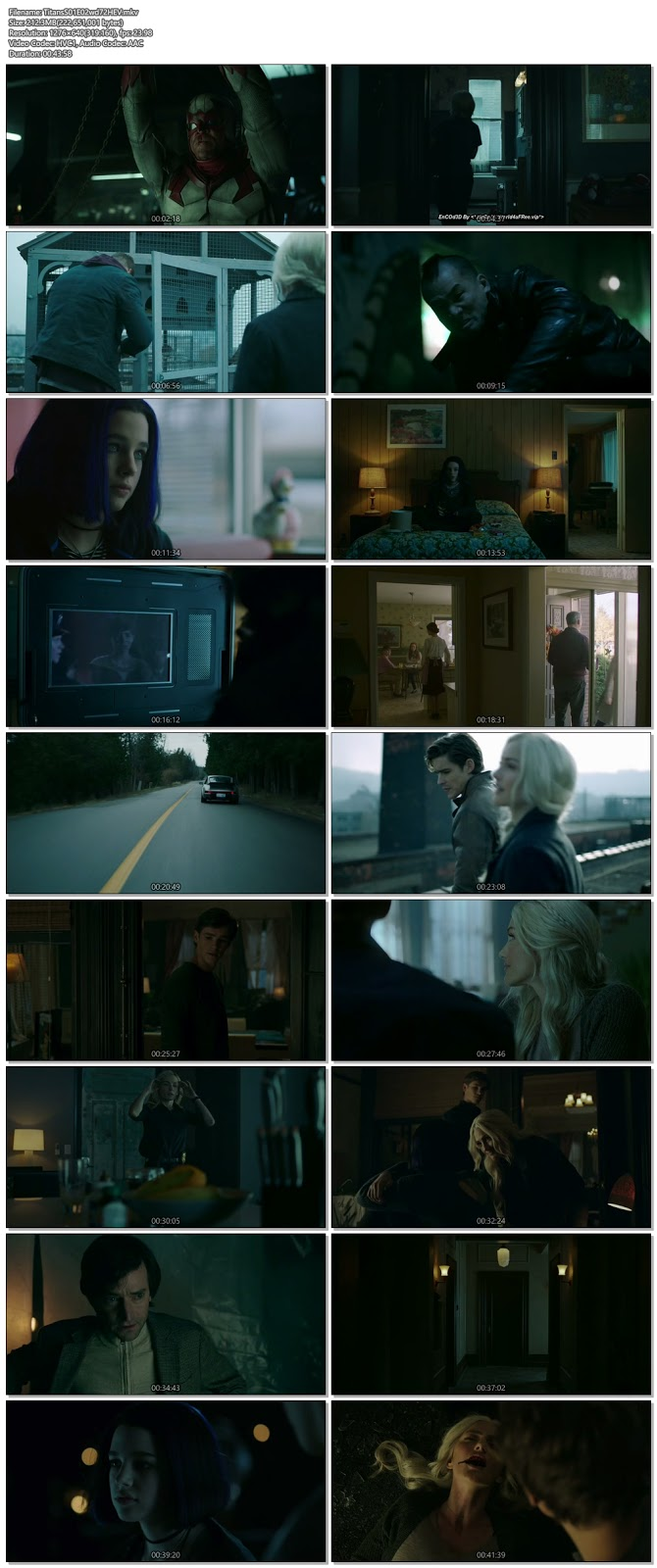 Titans S01 Episode 02 720p HDTV 200MB ESub x265 HEVC , hollwood tv series Titans S01 Episode 01 720p hdtv tv show hevc x265 hdrip 200mb 250mb free download or watch online at world4ufree.fun