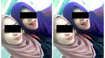 Nonton Bokep Indo Cewek Jilbab Lesbian