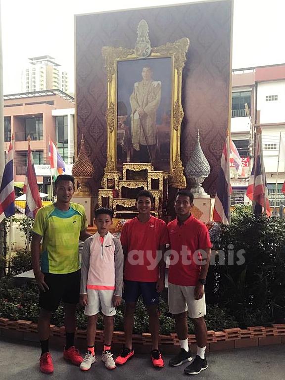 Ingvar Melaju ke Babak 2 ATF Thailand Setelah Tumbangkan Unggulan 8