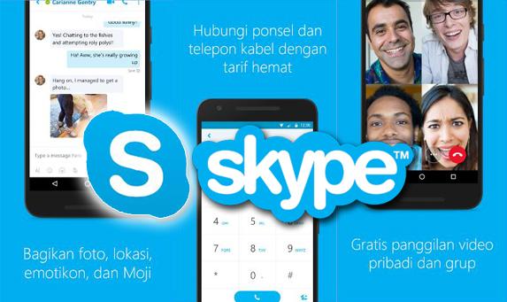 Download Skype Apk v7.25.0.106 Full Offline Instaler