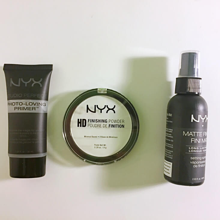 Nyx Prep & Finish Set