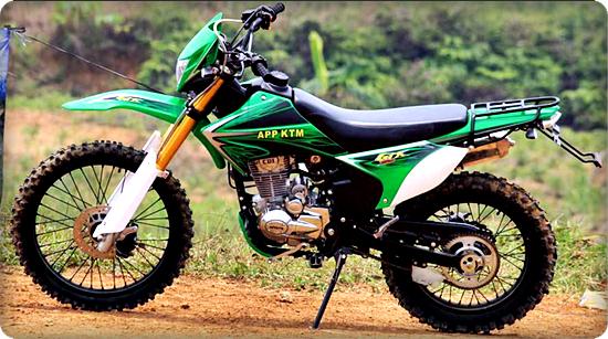 APPKTM Power Trek GTX 150