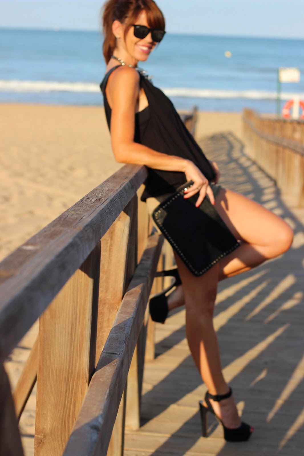 Playa - Outfit 2014 - Tendencias Verano 2014 - Fashion Blogger