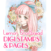 Lemon Shortbread Stamps